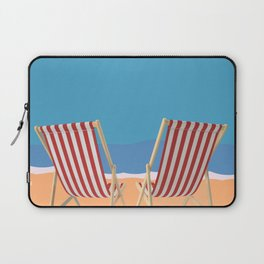 Florida Vintage Travel Poster Laptop Sleeve