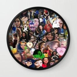big sbubbo Wall Clock