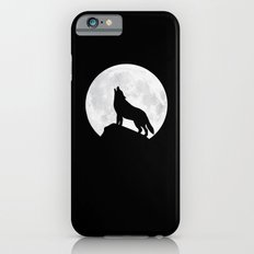 Howling Wolf - Moon iPhone 6s Slim Case
