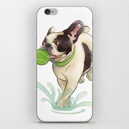 Bubba Splash iPhone Skin