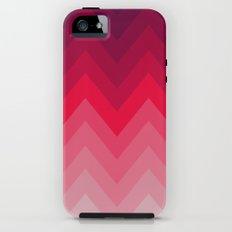 PINK OMBRÉ CHEVRON Tough Case iPhone (5, 5s)