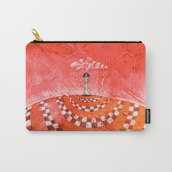 Somewhere Over the Rain Carry-All Pouch