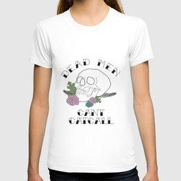 CATCALL ANNOUNCMENT T-shirt