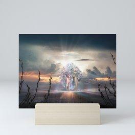 Aura Mini Art Print