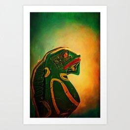 Carnivale (2) Art Print