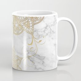 Mandala - Golden drop Coffee Mug