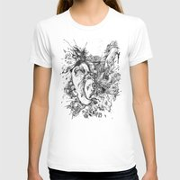 panic at the disco T-shirts featuring panic by Maethawee Chiraphong