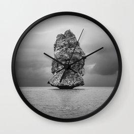 Thailand 4 Wall Clock