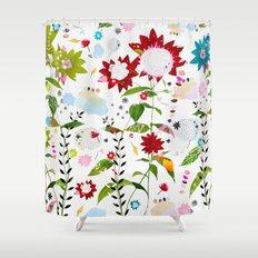 flisse Shower Curtain