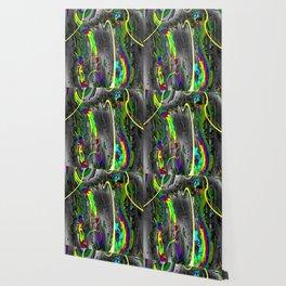 Never Ending,neon Wallpaper