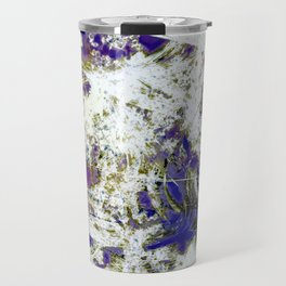 Color Splotch Travel Mug