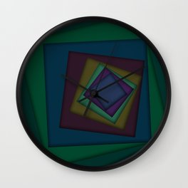 The Source Wall Clock