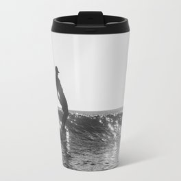 Hang ten noseride Travel Mug