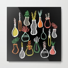 Herb Garden by Andrea Lauren Metal Print