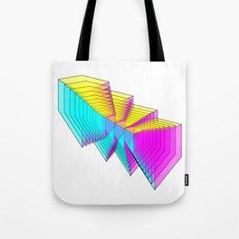 Cubes 4 Tote Bag