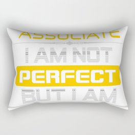 ACCOUNTING-ASSOCIATE Rectangular Pillow