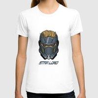 star lord T-shirts featuring Star Lord by Toraneko