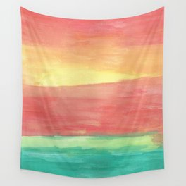 Sunset Shore Wall Tapestry