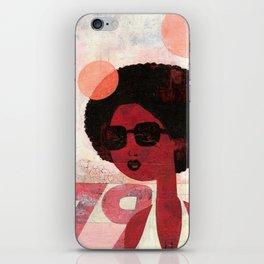 AFRO 79 iPhone Skin