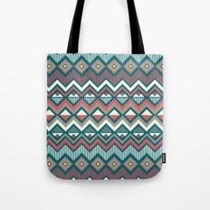 Aztec. Tote Bag