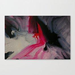 Wet paint 1 Canvas Print