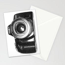 Minolta Camera. Stationery Cards
