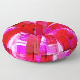 Pink Vertigo Floor Pillow