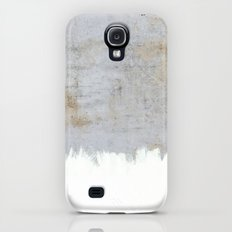 Painting on Raw Concrete Galaxy S4 Slim Case