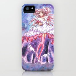 Madoka Magika iPhone Case