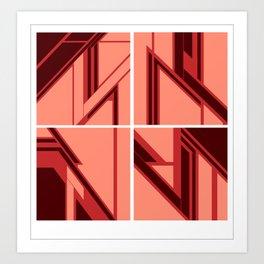 Emanate, #1 Blushed Art Print
