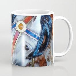 Carousel Horses Carnival Merry Go Round Horses Coffee Mug