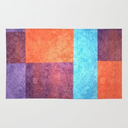Abstract Geometric Space 1 Rug