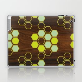 Hex in Green Laptop & iPad Skin