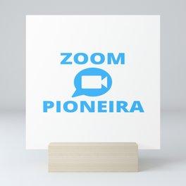 PIONEIRA Mini Art Print