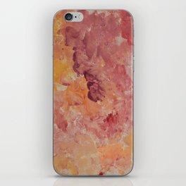 Abstract Wall Art iPhone Skin