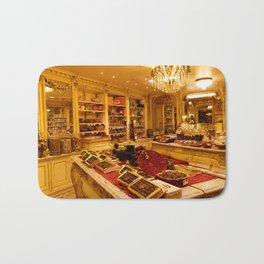 Chocolate Shop Bath Mat