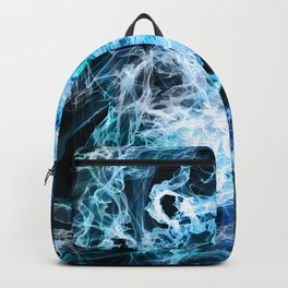 Electric Trance Smoke Stream Backpack