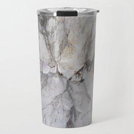 Crystal geode Travel Mug