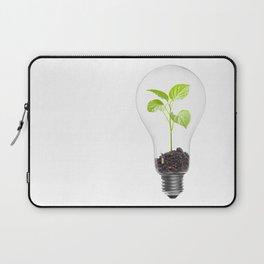 Green energy Laptop Sleeve
