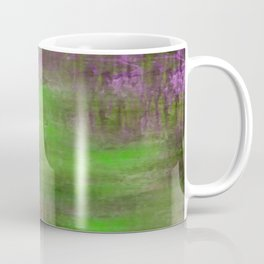 Green Color Fog Coffee Mug