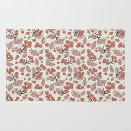 Berries pattern Rug