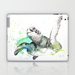 Sea Turtle I Laptop & iPad Skin