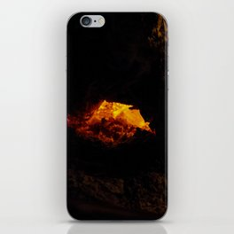Fire Pit iPhone Skin
