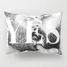 Yes - Nood Doods Pillow Sham