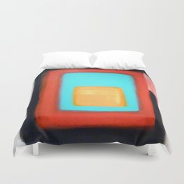 Living Rothko Duvet Cover