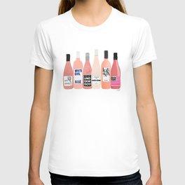 Rose Bottles T-shirt