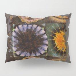 Lirellate Composition Flower  ID:16165-040917-91120 Pillow Sham