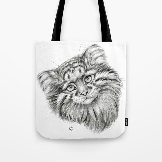 Pallas's Cat G2012-51 Tote Bag