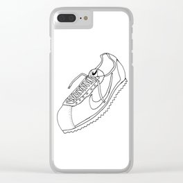 A Shoe Clear iPhone Case