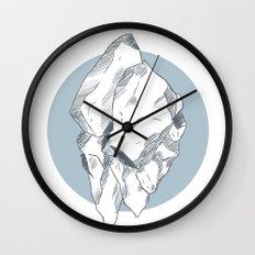 Hyper Nation Wall Clock